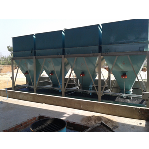 Raw Material Batching Plant