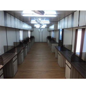 Luxury Interior Portable Cabins