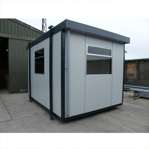 Wide Security Cabins