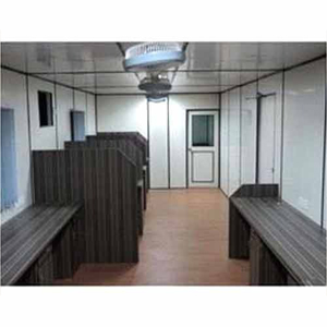 Interior Portable Cabins for Office