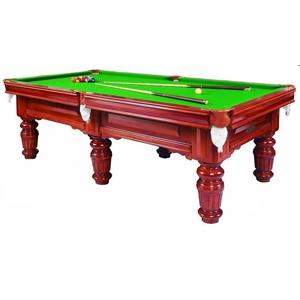 4x8 6 Legs Pool Table