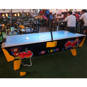 Air Hockey Pogo