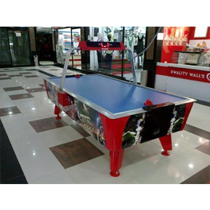 Air Hockey Black Current