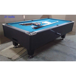 Coin Operated American Pool Table
