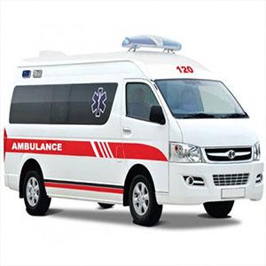 Ambulances Vehicle Tracking Solution