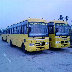 School Transport GPS System