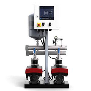 Water Pressure Boosting System