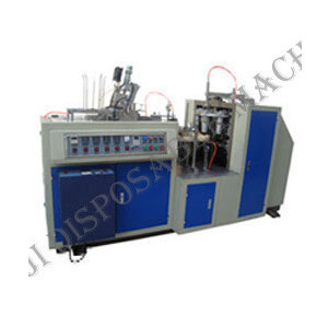 Disposable Disc Tray Making Machine