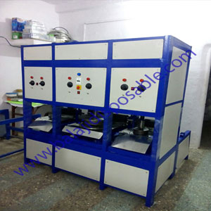 Fully Automatic Triple Dai Dona Machine