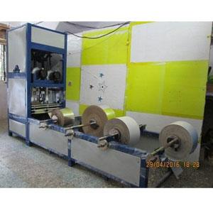 Double Day Dona & Plate Thali Machine