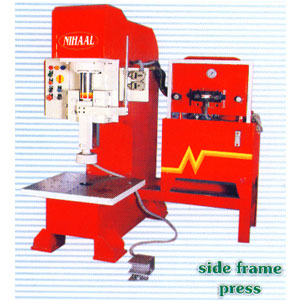 Hydraulic C-Frame Press