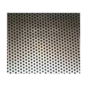 Brass Perforated Sheet