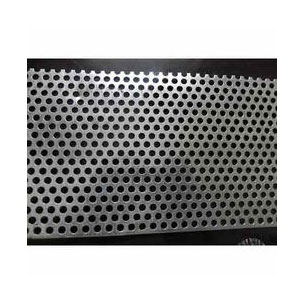 Perforated Processed Sheet