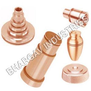 CNC Copper Machine Turned Parts