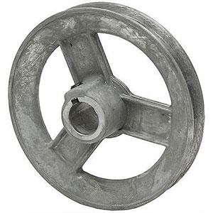 CI Pulley Wheel Casting