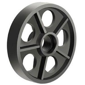 CI Wheels Casting