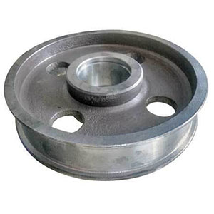 Cl Pulley Casting
