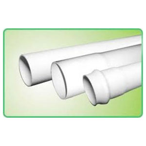 Plain End UPVC Pipes