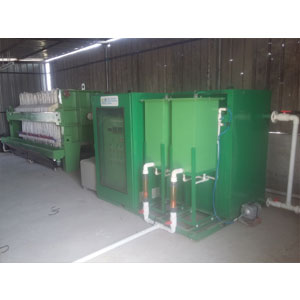 WASTE WATER RECYCLING SYSTEMS