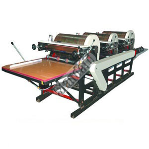 Flexographic HDPE Bag Printing Machine