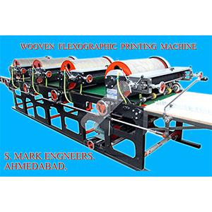 Raffia Bags Flexographic Printing Machine