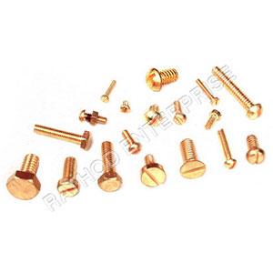 Brass Fastener Screw