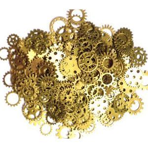 Brass Jewellery Parts