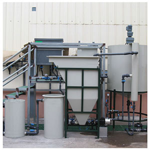 Chemical Based Effluent Treatment Plant