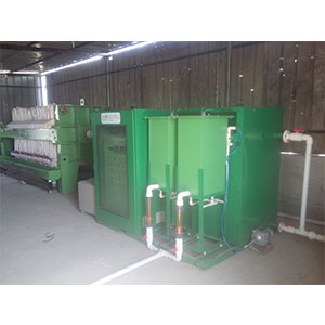 Electro Coagulation Waste Water Treatment Plants