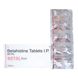 Betahistine Tablet