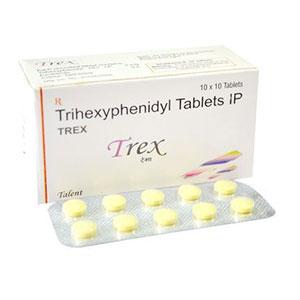Trihexyphenidyl Tablet
