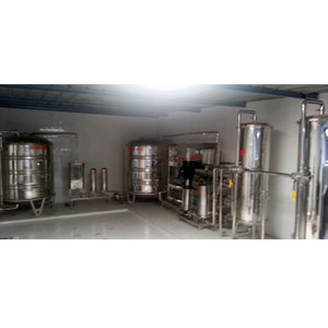 Turnkey Mineral Water / Packaged Drinking Water Project