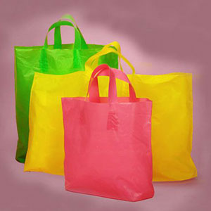 LDPE Shopping Bags