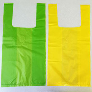 HDPE Pick Up Bags or Carry Bags
