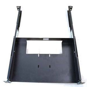 Sliding Monitor Tray