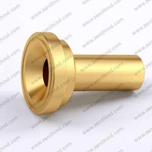 Precision Brass Nipple