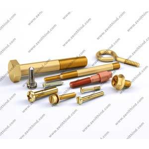 Brass & Copper Fasteners