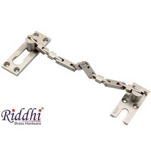 Brass Door Chain - Heavy