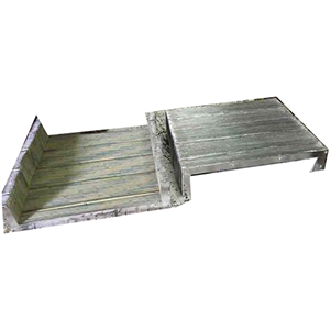 Aluminised Glass Fabric C Type Bellows