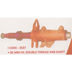 Plough Attach Double Thread Hab Shaft