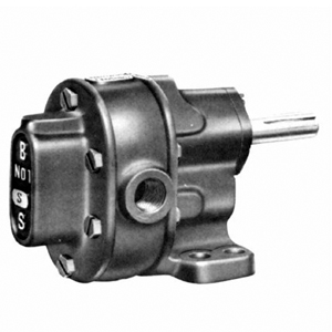 Flange Mounted Gear Pumps