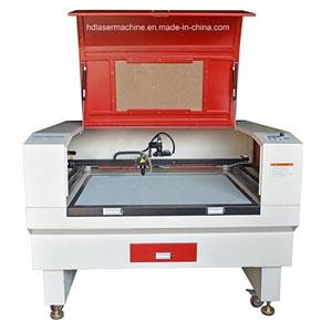 Visual Laser Cutting Machine with CCD Camera