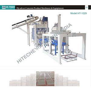 Automatic Bricks Making Machine
