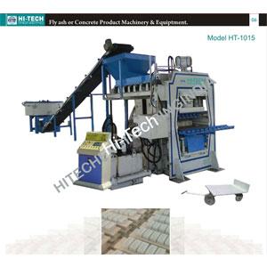 Low Cost Brick Making Machine