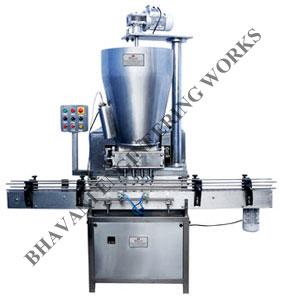 Petrolium Jelly Filling Machine