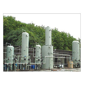 Demineralisation (DM) Water Plant