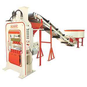 Nilmani Fly Ash Machine