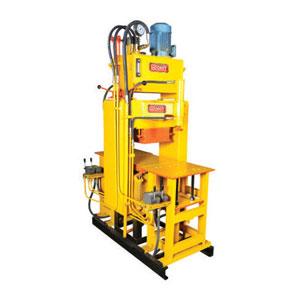 Model No. P/01 Paver Block Machine