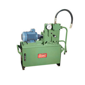 Model No. CT/03 Oil Hydraulic Power Pack