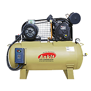 Two Stage Heavy Duty Industrial Compressor